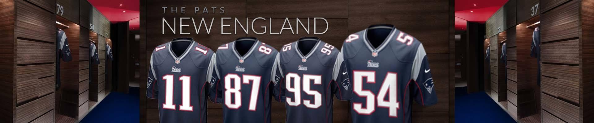 Patriots Jerseys